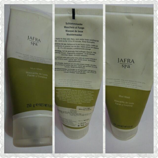 Jafra Mudmask-masker Lumpur Jafra