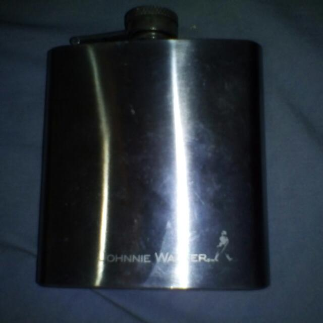 Johnny Walker Hip Flask