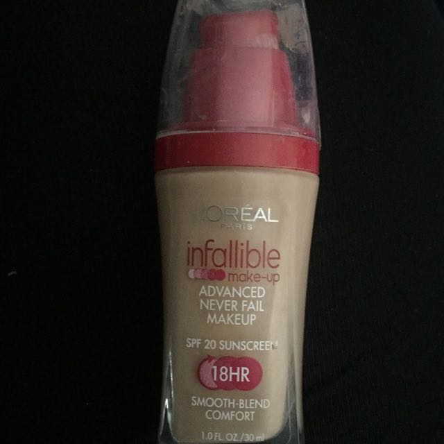 L'Oréal Infallible Foundation