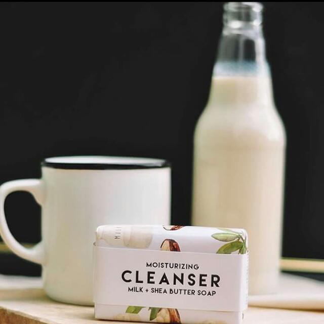 Milk + Shea Butter Cleanser