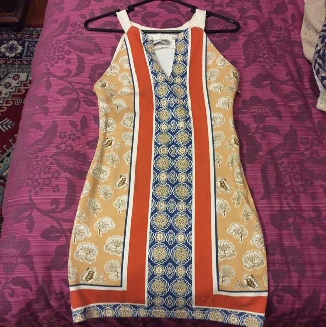 Mini Dress Size 8
