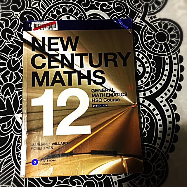New Century Maths 12