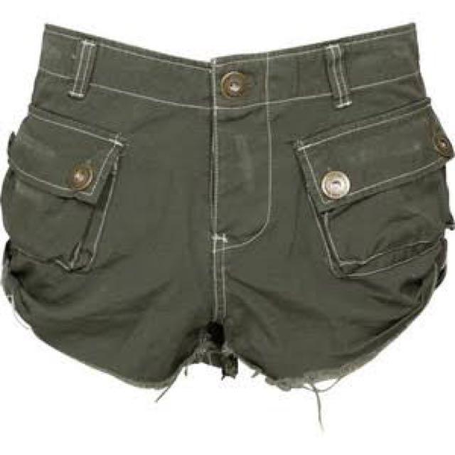One Teaspoon 'Defender' Shorts