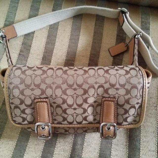Original Coach Belt Bag