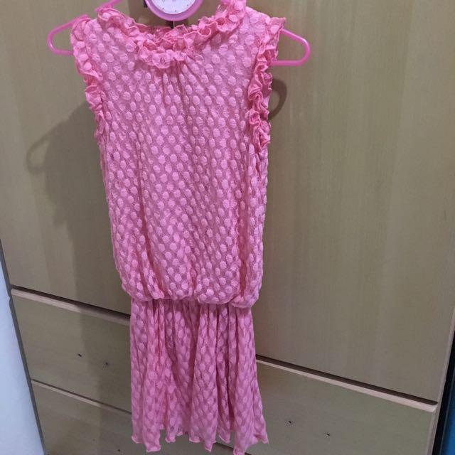 Pink Dress ( Peppermint)