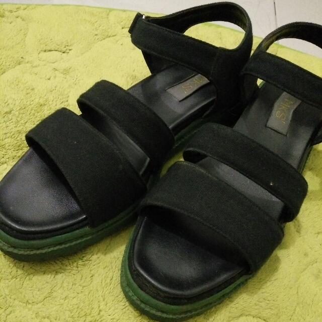 Platform Sandal MKS