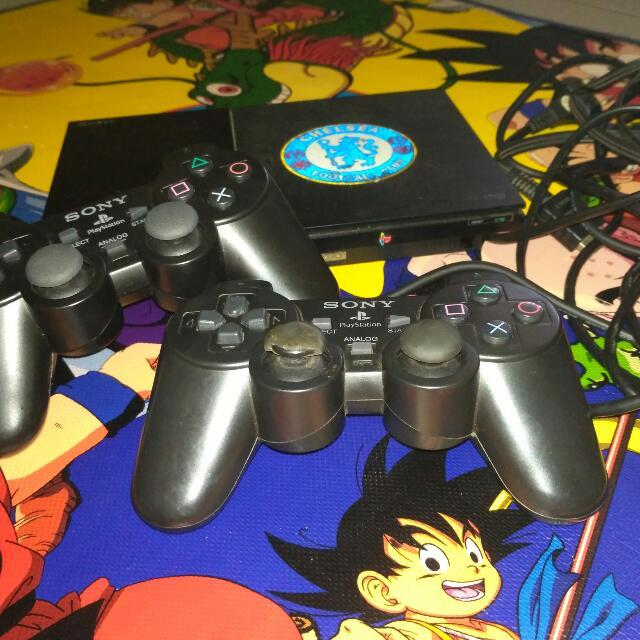 Playstasion 2 Optik Slim