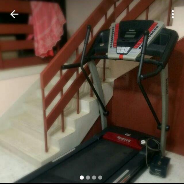 Reebok V7.8 Treadmill