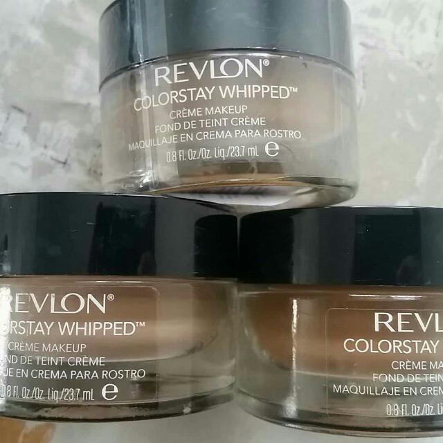 Revelon Makeup