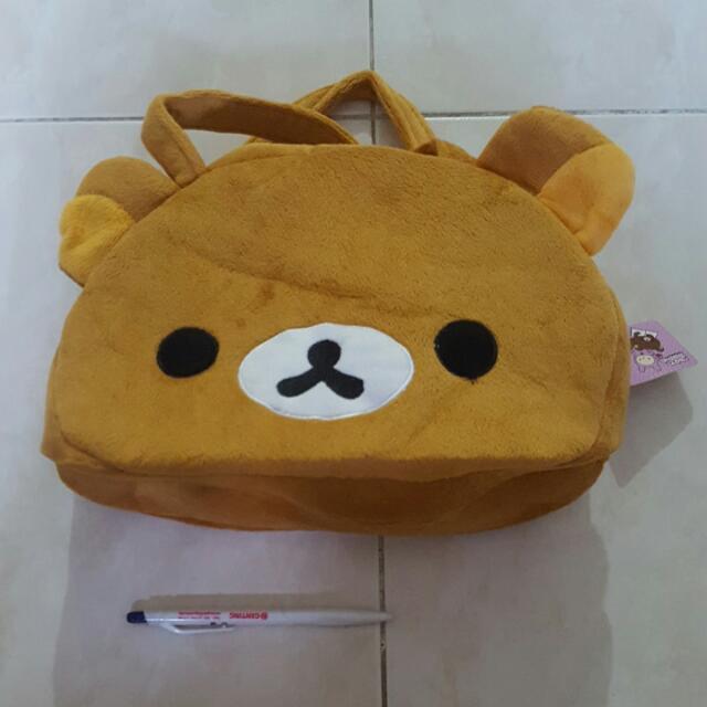 Brand New Rilakkuma Bag