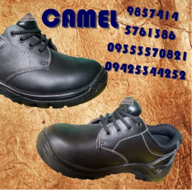 safety shoes camel cm7010