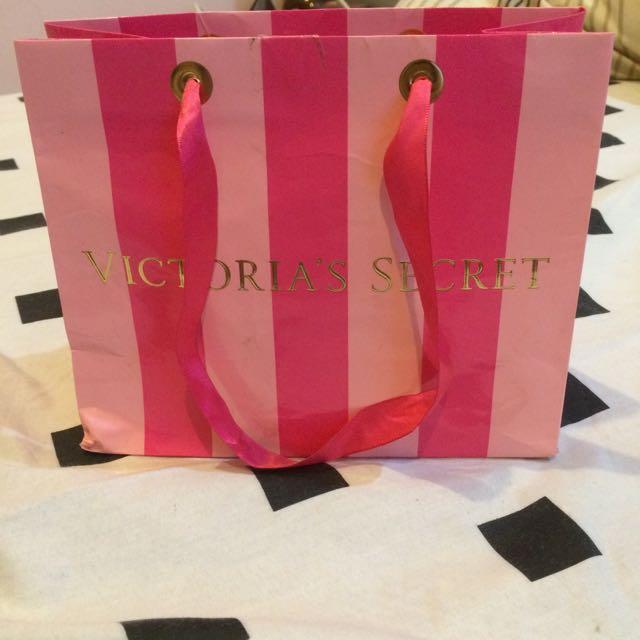 Victoria's Secret Paperbag