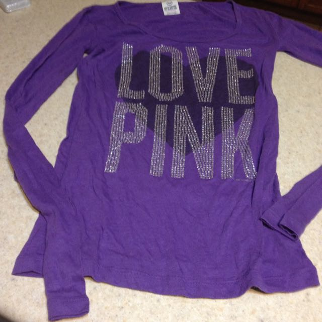 VS PINK Lightweight Longsleeve