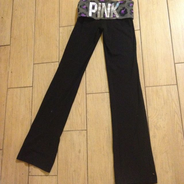 VS PINK Yoga Pants