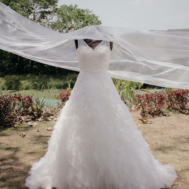 Wedding Gown (Repriced)