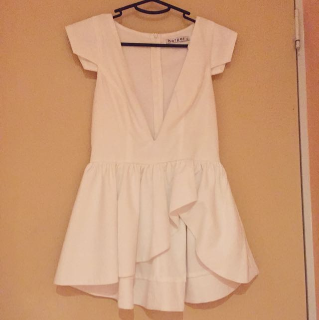 White Top Size 8