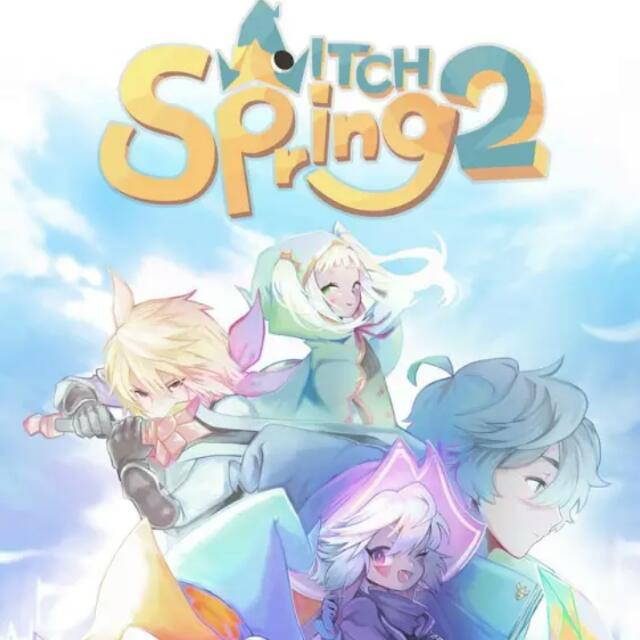 WitchSpring 2 on Carousell