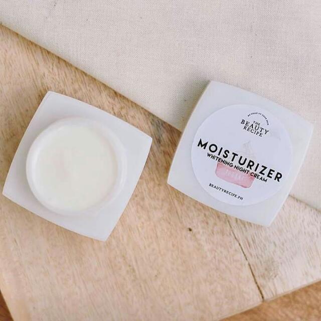 Yoghurt Night Whitening Cream