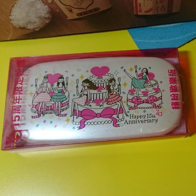 Za 15週年限定粉盒 /粉餅盒