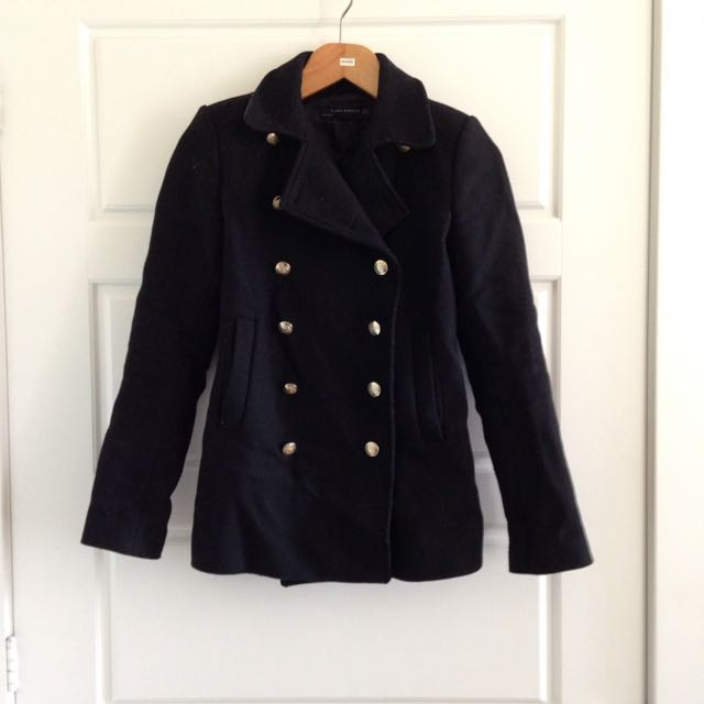 Zara Coat Woman