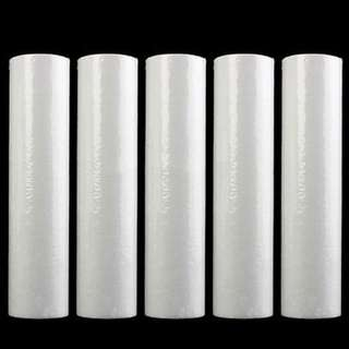 5 Micron Sediment Water Filter Replacement Cartridge 5 pcs in pack