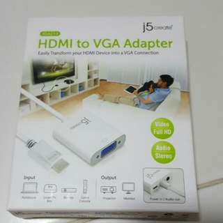 HDMI to VGA Adaptor