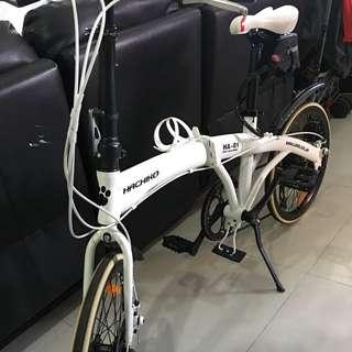 Hachiko Foldable Bike