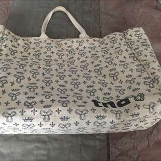 TNA Aritzia Canvas Bag