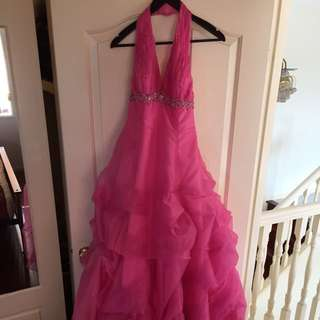 Wedding/Formal Dress Size 10