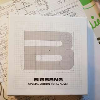 BIG BANG Album: Still Alive | Special Edition