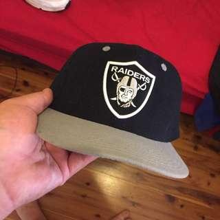Raiders Replica hat