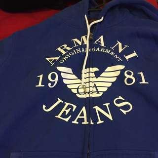 Giorgio Armani Blue jacket- XXL