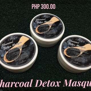 Charcoal Detox Masque