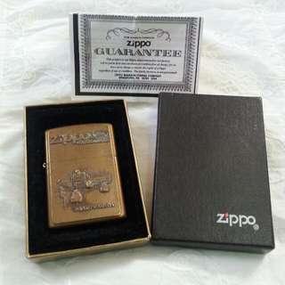 REPRICED!! Antique Zippo Lighter (USA)
