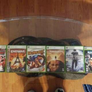 Xbox360 & PS3 GAMES CHEAP