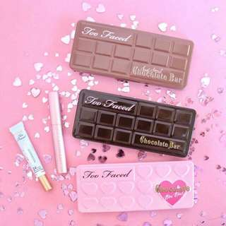 Too Faced Chocolates Series