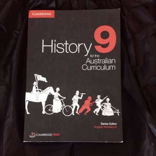 History 9 For The Australian Curriculum Cambridge