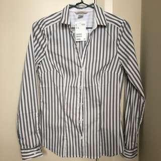 H&M Lines Shirts