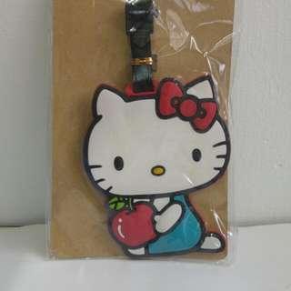 【全新】Hello kitty 行李吊牌