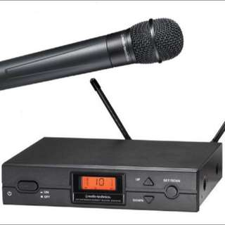 AUDIO-TECHNICA ATW-R2100A TRUE DIVERSITY UHF WIRELESS RECEIVER