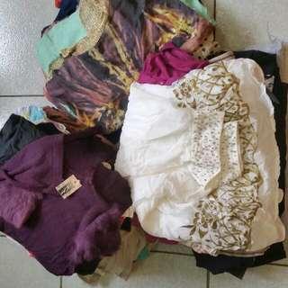 二手衣服免費贈送