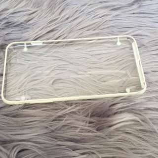 iPhone 6+ Clear Case