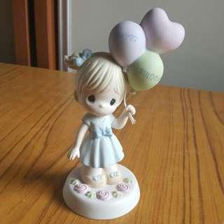 Precious Thots Happy Bday figurine