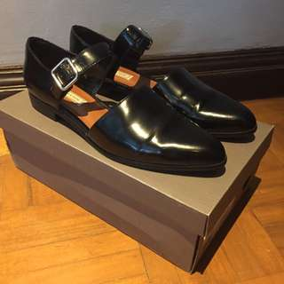 Charles and Keith Maryjane Flats