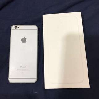 Iphone6太空灰16g