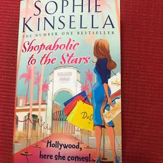 Novel From Sophie Kinsella -shopaholic To The Stars