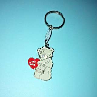 Tatty Bear Keychain