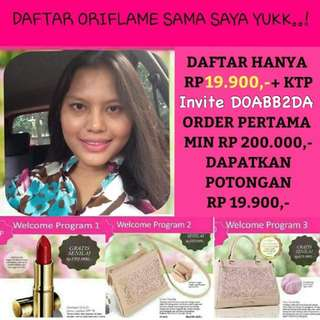 Oriflame Beauty Center