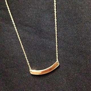 Cartier Bar Necklace