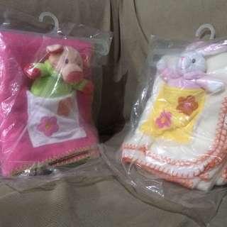 Plush Toy Blankets